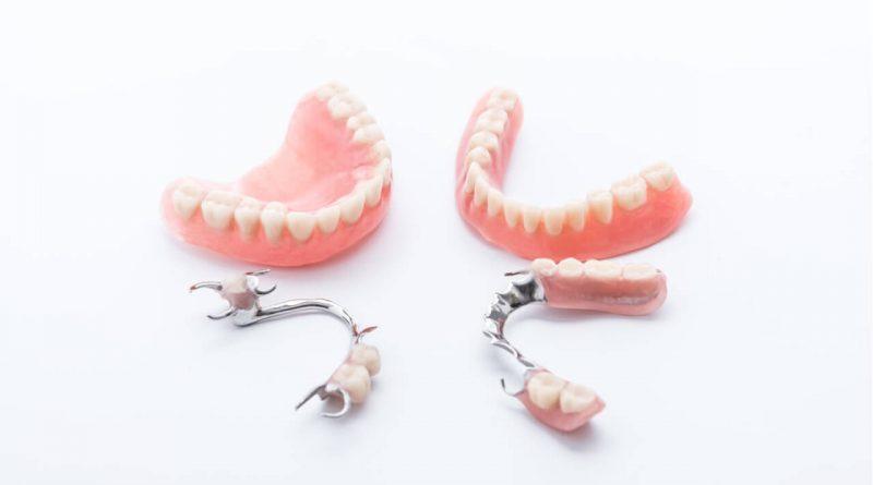 partial dentures cost