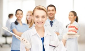 dental health care team
